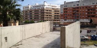 Barakaldo retomará en primavera la construcción de la pasarela de Urban