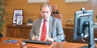 """""""A pesar de la crisis, en los últimos  ocho años hemos acometido inversiones por valor de 360 millones de euros"""""""