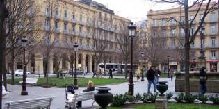 Donostia aprueba la renovación del alumbrado de varias calles