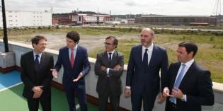 Azpiegiturak licita las obras de la nave de Precicast en Sestao