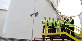 CLH estrena nuevas instalaciones en el Puerto de Bilbao