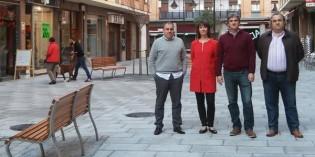 Amorebieta  finaliza las obras en Zirilo Arzubiaga