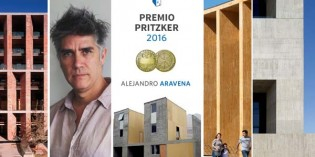 El arquitecto Alejandro Aravena, Premio Pritzker 2016