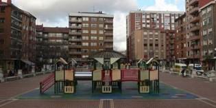 Sestao recibe 49 propuestas para cubrir la Plaza San Pedro
