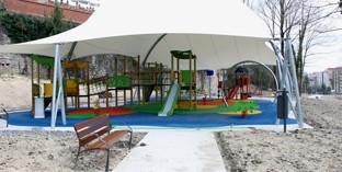 Donostia abre el público el parque de Arrobitxulo
