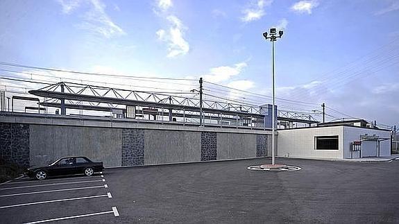 Parking Ibarbengoa