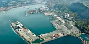 Puerto de Bilbao licita la construcción de un nuevo muelle en el Abra exterior