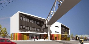 Lakua destina 5 millones para la el nuevo edificio del Instituto Pagasarribide, en Bilbao
