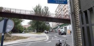 Vitoria destinará 369.289 euros a reformar la calle Aragón