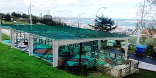 Santurtzi  cubrirá la zona de juegos de San Juan
