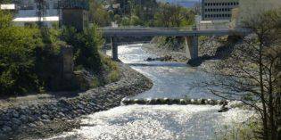 URA concluye los trabajos de mejora hidráulica del Nervión e Ibaizabal