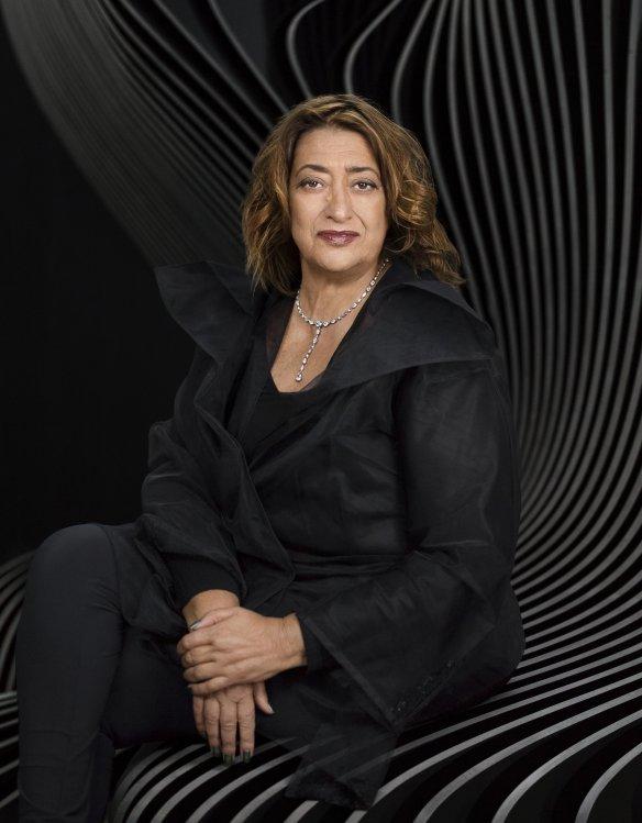 Zaha Hadid fallecimiento