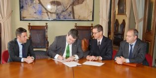 Bilbao Ría 2000 firma la refinanciación de su deuda