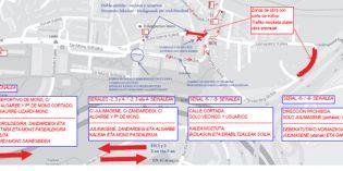 Donostia acometerá obras en el deposito de Mons