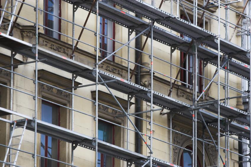 Lakua invierte 40 millones en  fomentar la rehabilitación de pisos