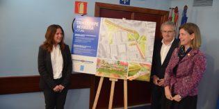 La Herrera y Trintxerpe se unirán por una vía peatonal y ciclista
