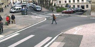 Vitoria mejorará la iluminación en una docena de pasos de peatones