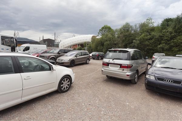 aparcamiento en astrabudua