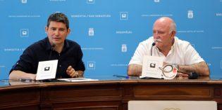 Donostia invierte 746.200 euros en el asfaltado de sus calles