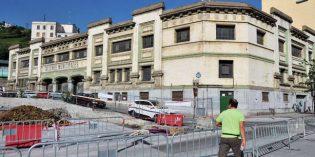 Bilbao inicia las obras de adecuación de la comisaría de Basurto