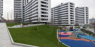 Adjudicadas las obras de urbanización de Luis Briñas y la fase 2 del Parque de Garellano