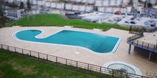 Eibar invierte 247.000 euros en reformas de las piscinas descubiertas de Ipurua