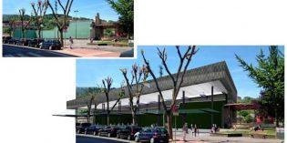 Bilbao iniciará en el último trimestre del año el cubrimiento del frontón de Zorrotza