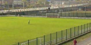 Sestao invierte 113.000 euros en reformas del campo de fútbol de Las Llanas