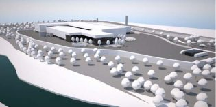 Sprilur inicia la construcción de la nueva fábrica  de Winoa en Balmaseda