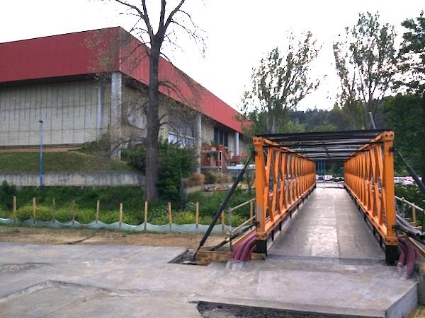 Sustitucion puente Fadura