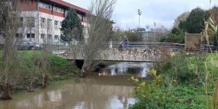 URA inicia los trabajos de sustitución del Puente de Fadura, en Getxo