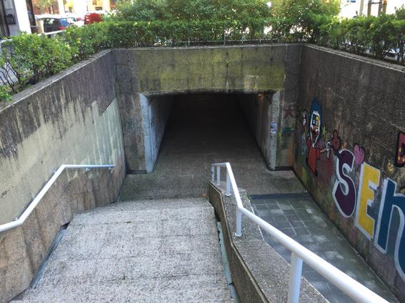 Subterraneo Carlos I