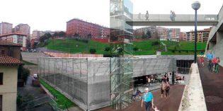 Bilbao abre al público la cancha de Atxuri
