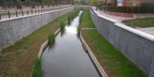 Acaban los trabajos del río Gobela en Errekagane