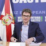Vitoria aprueba un convenio para la ampliación del tranvía al Sur