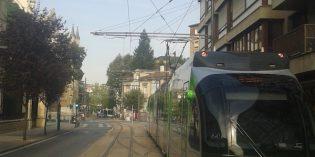 Finaliza la urbanización del entorno de la traza tranviaria por el centro de Vitoria