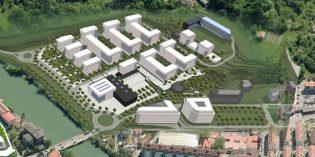 Donostia construirá 604 pisos en Martutene, 280 de protección oficial