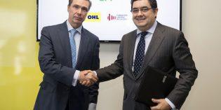 La FLC formará a más de 1.500 trabajadores de OHL