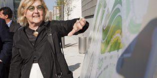 Fallece la arquitecta Diana Balmori, coautora del Master Plan de Abandoibarra