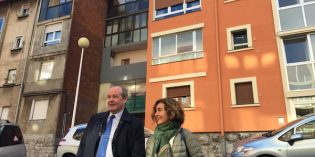 80 familias de Zazpilanda se implican en la rehabilitación de sus edificios