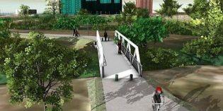 Ensanche 21 adjudica a Yarritu la construcción la pasarela de Larrein
