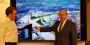 Bilbao vuelve a licitar las obras de finalización de la apertura del Canal de Deusto
