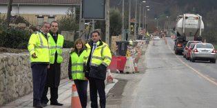 Bizkaia iniciará el año que viene el proyecto de mejora entre Zalla y Sopuerta