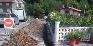 Zeberio renueva varios caminos municipales