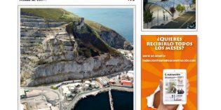 Ya ha salido en número de Diciembre del periódico Construcción!!!!