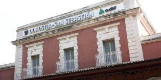 Adif inicia las obras de mejora de la cubierta de la estación de Atotxa