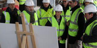 La nueva estación de Loiola estará lista el 5 de marzo