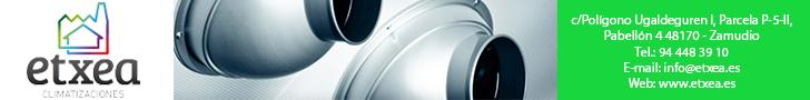 Climatizaciones Etxea, diseño, montaje,... de instalaciones y sistemas de calefacción, a.c.s., aire acondicionado