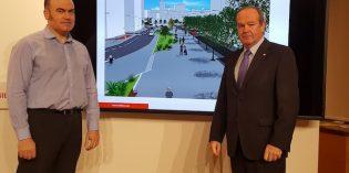 Bilba aprueba el proyecto de urbanización de la cubierta de FEVE