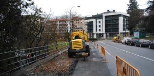 Tolosa mejora la accesibilidad del tramo entre la rotonda de Berazubi a la de Bomberos